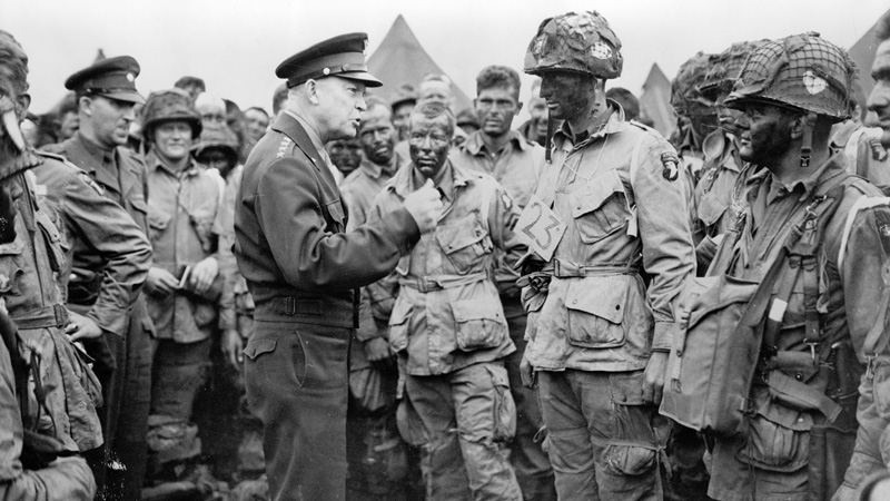 Eisenhower on D-Day